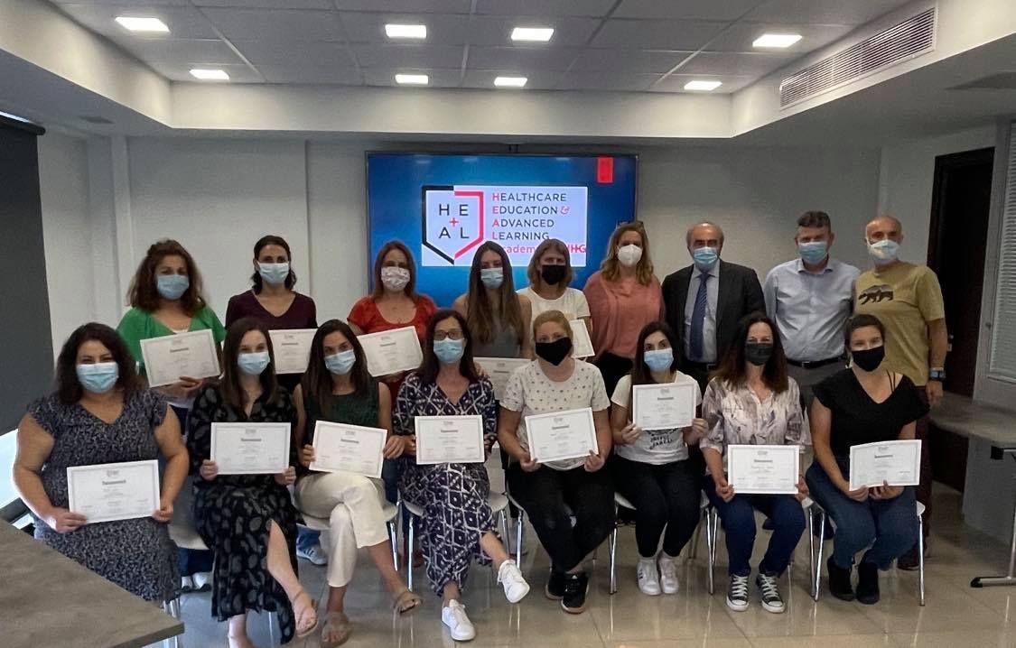 1st Aid HEAL Academy Seminar