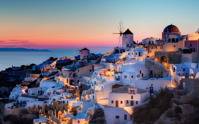 Enjoy a trip to Santorini, the most extraordinary island of the Aegean Sea