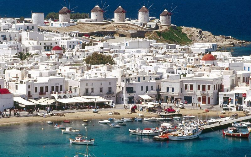 The best Greek islands in the Aegean