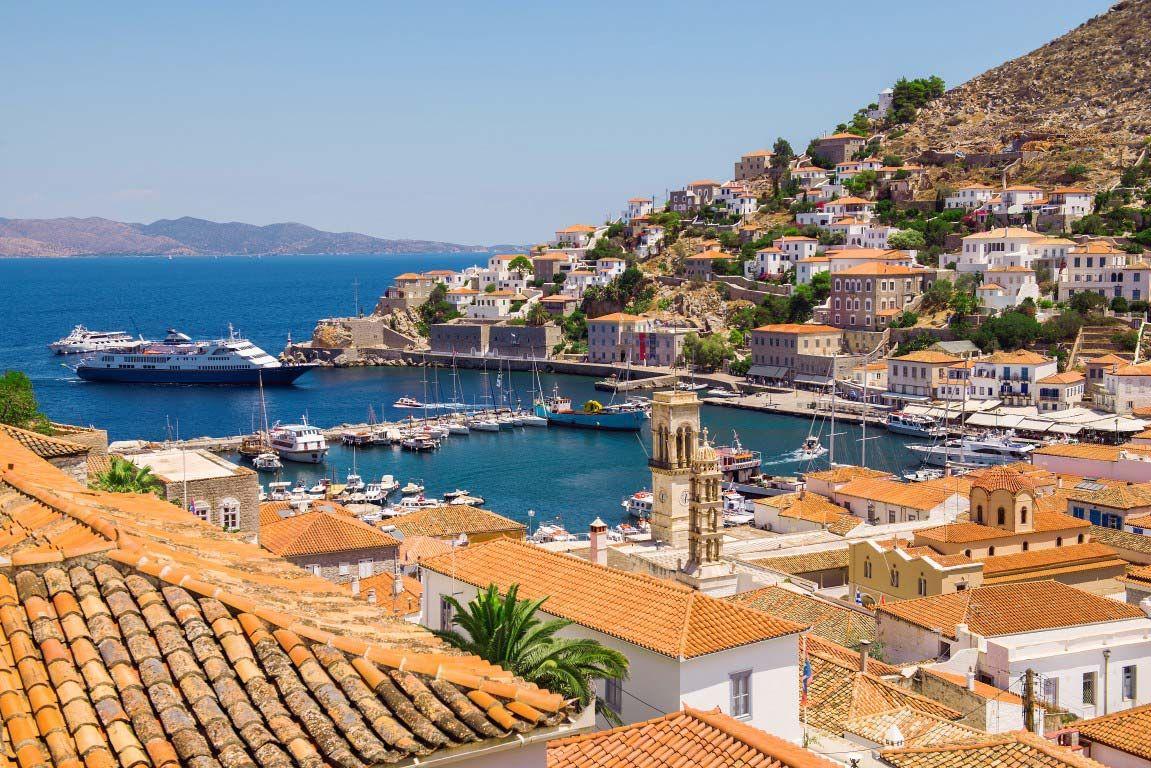 Qué descubrir en un crucero por las islas griegas Sarónicas
