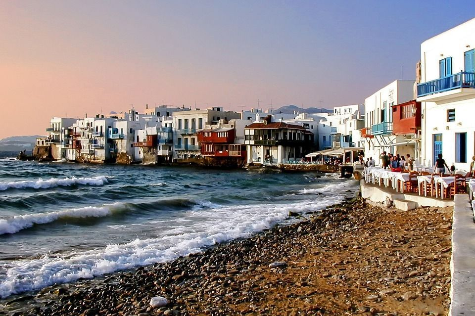 Mini guía de Mykonos: playas, restaurantes, clubs, lugares de interés