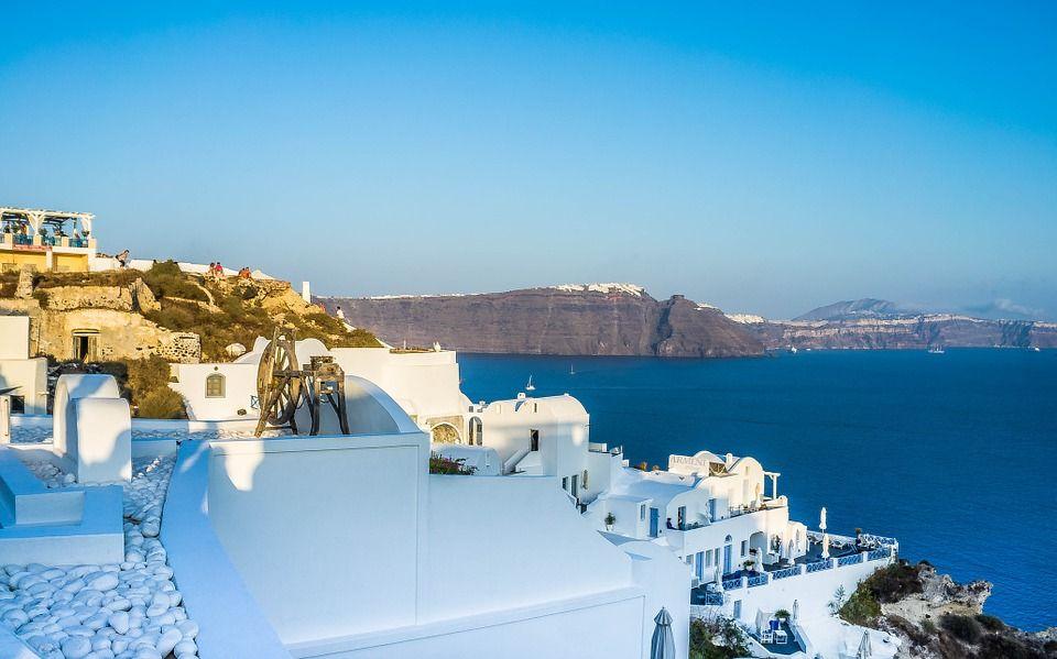 Viaje a Santorini: explorando la fantástica isla