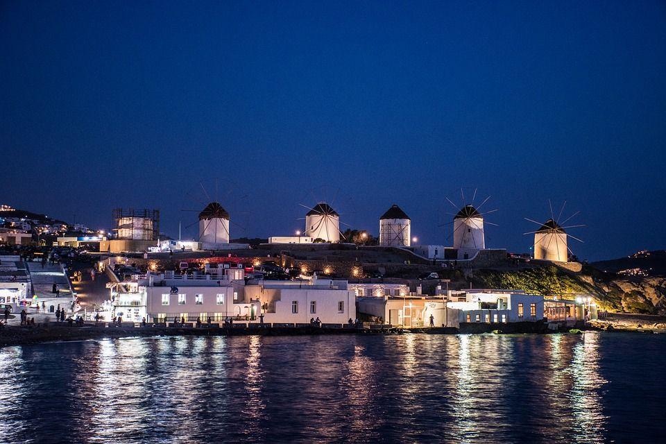 Mykonos: la isla más refinada de Grecia