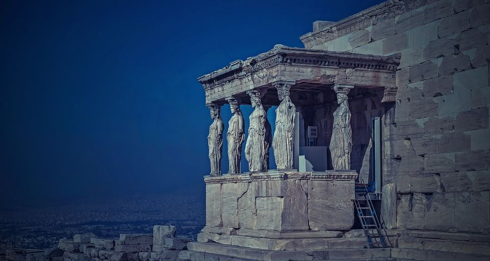 Discover the UNESCO Heritage sites in Greece