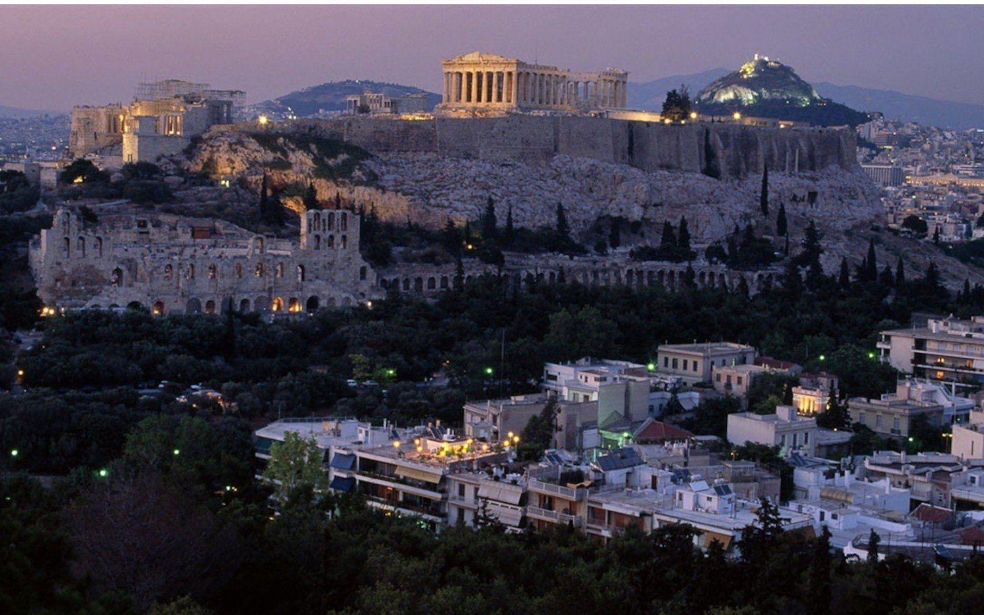 Atenas, el comienzo ideal para hacer turismo en Grecia