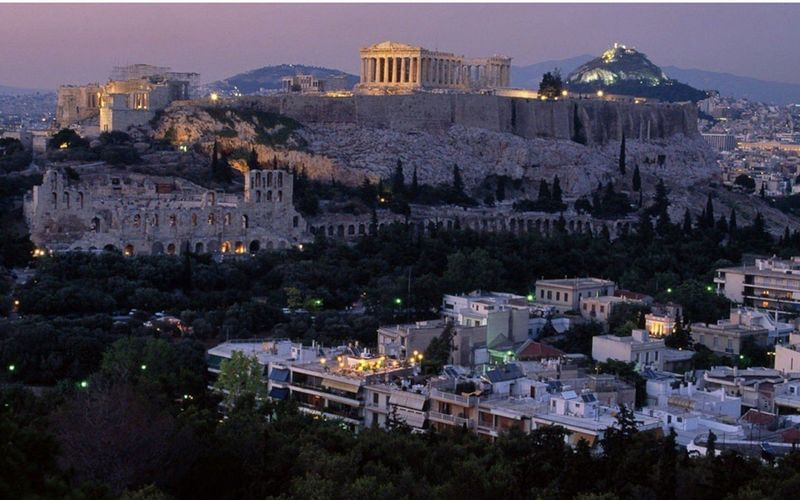 Athens, the ideal starting point for tourism in Greece