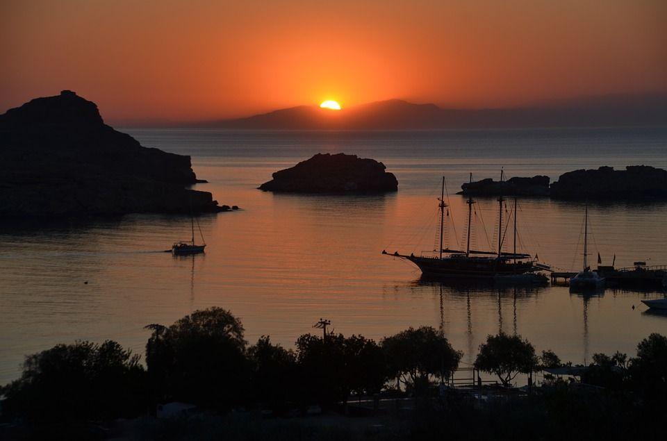 Rodas, una visita imperdible en un crucero por Grecia