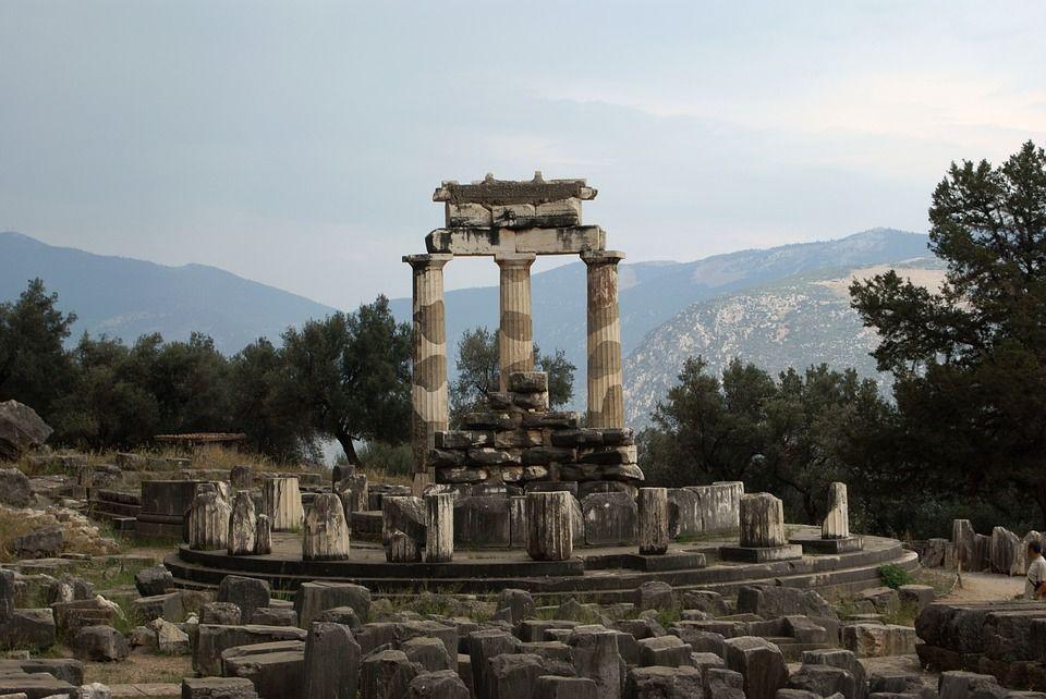 Breve historia del Oráculo de Delfos: qué es y dónde está