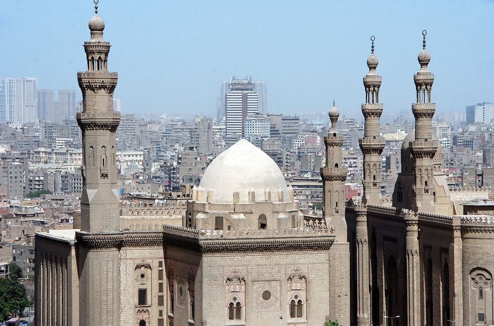 Viajes a Cairo
