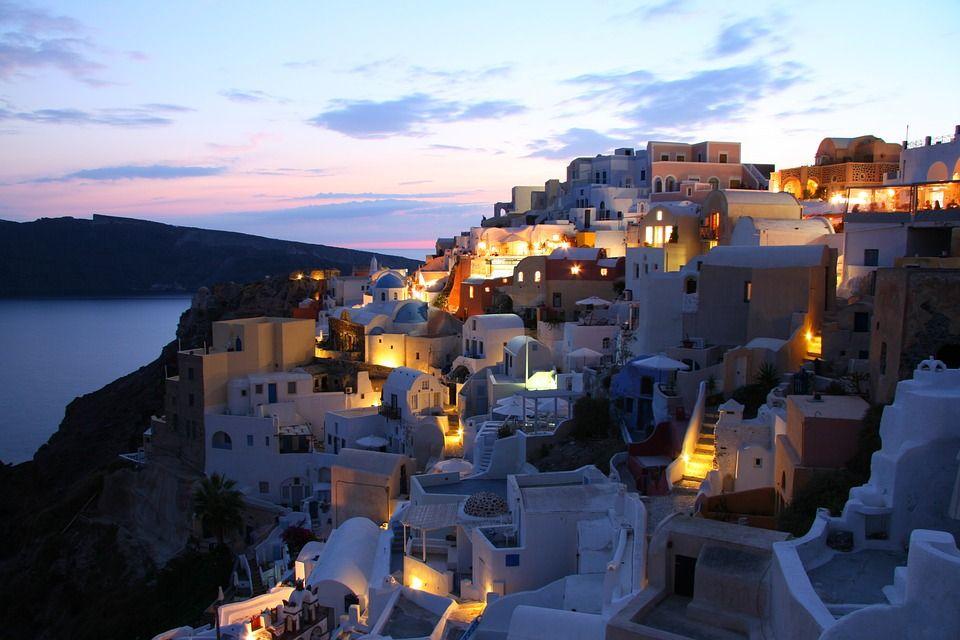 Islas griegas Cícladas: Mykonos, Santorini, Naxos y Paros