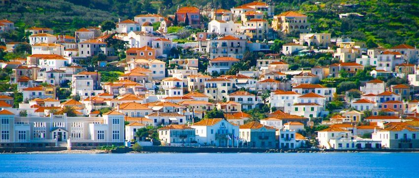 Crucero por las islas griegas: descubriendo Spétses