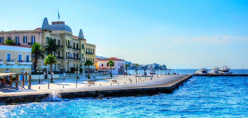 Islas griegas: explorando Spétses