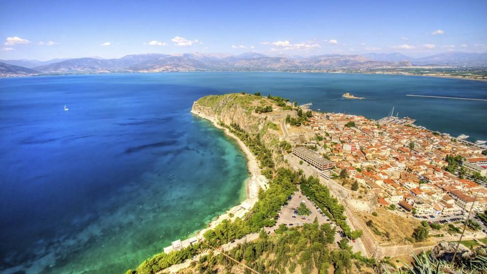 Viaje a Grecia: La historia de Nauplia