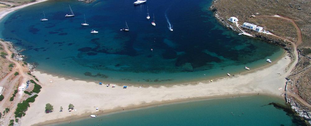 Islas griegas: explorando Kythnos
