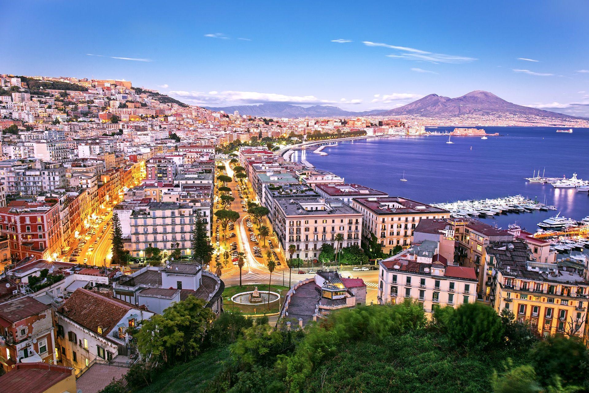 Viajes a Nápoles
