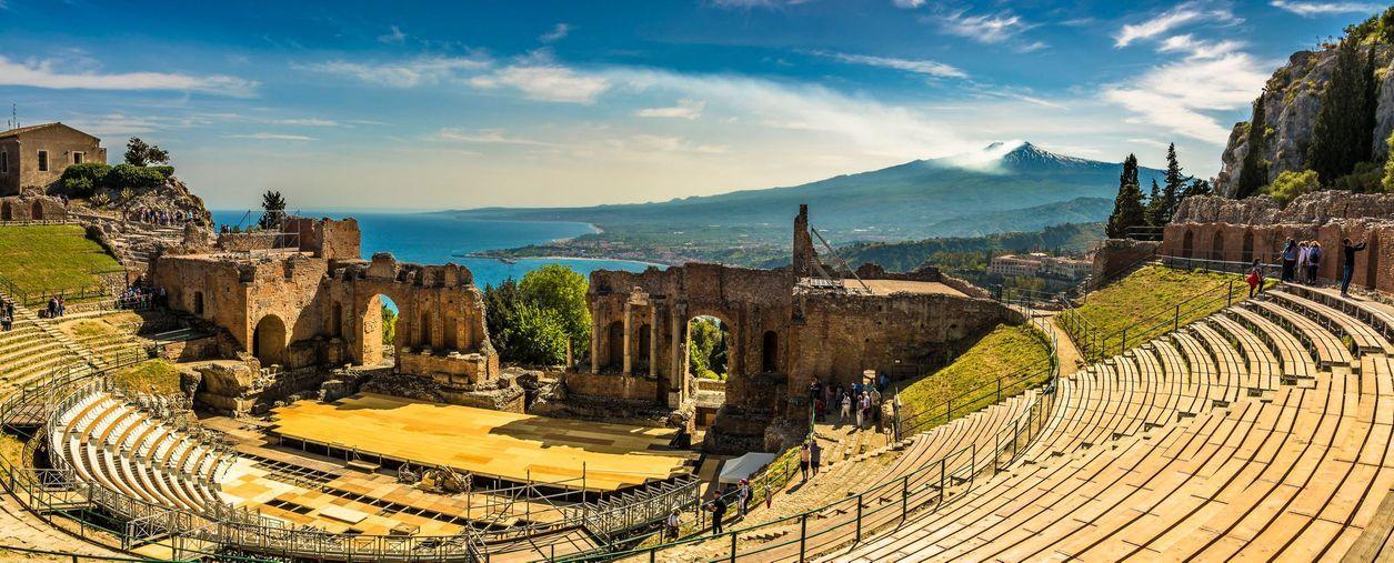Viajes a Sicilia