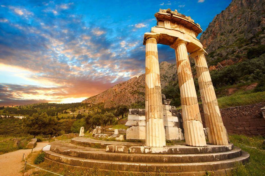 Viajes a Delfos