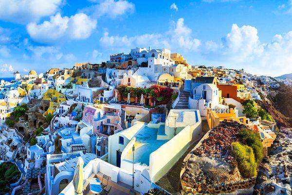The 7 romantic islands of Greece