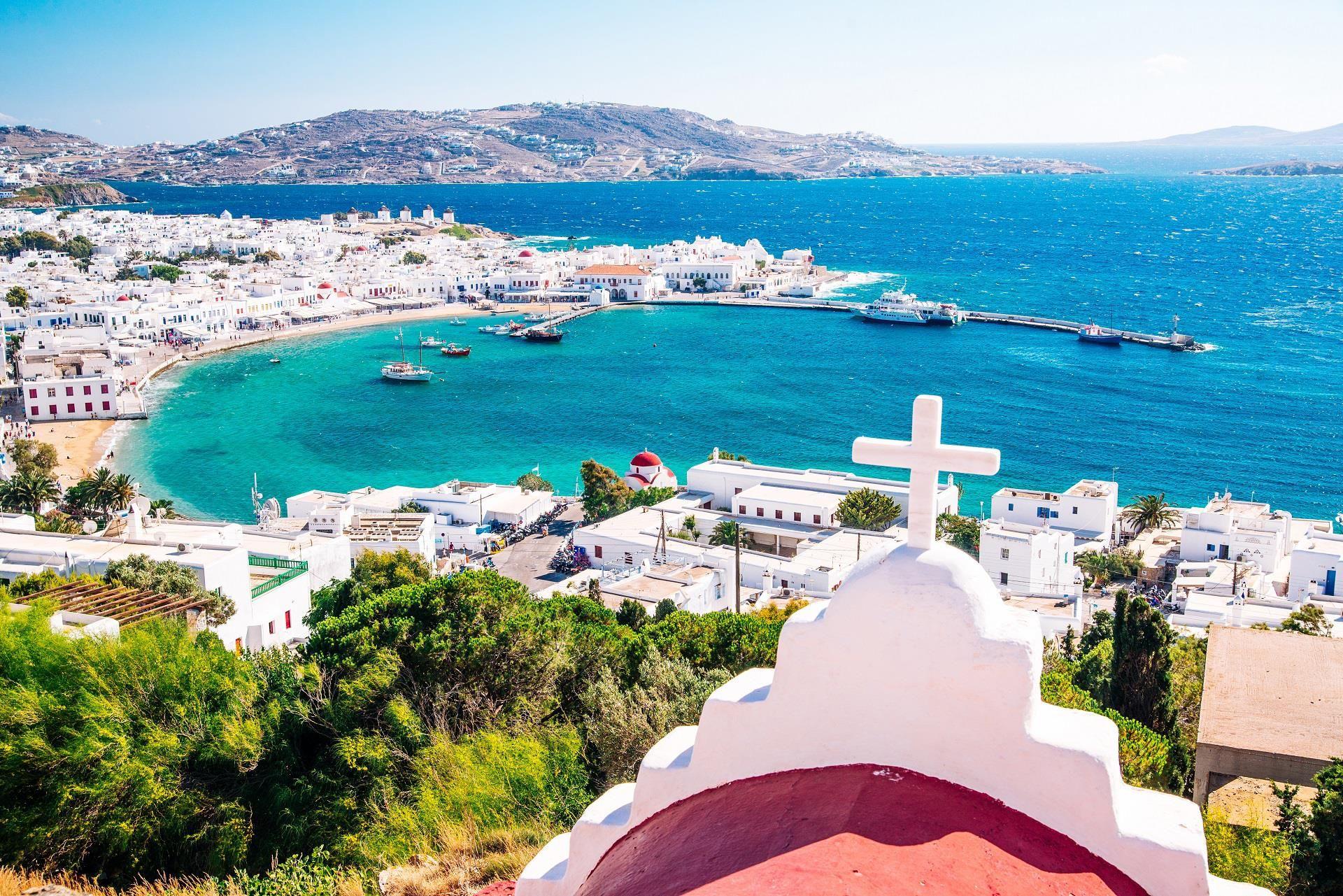Viajes a Mykonos