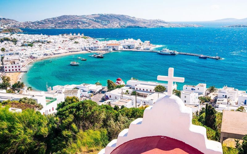 Requirements to travel to Greece as a tourist