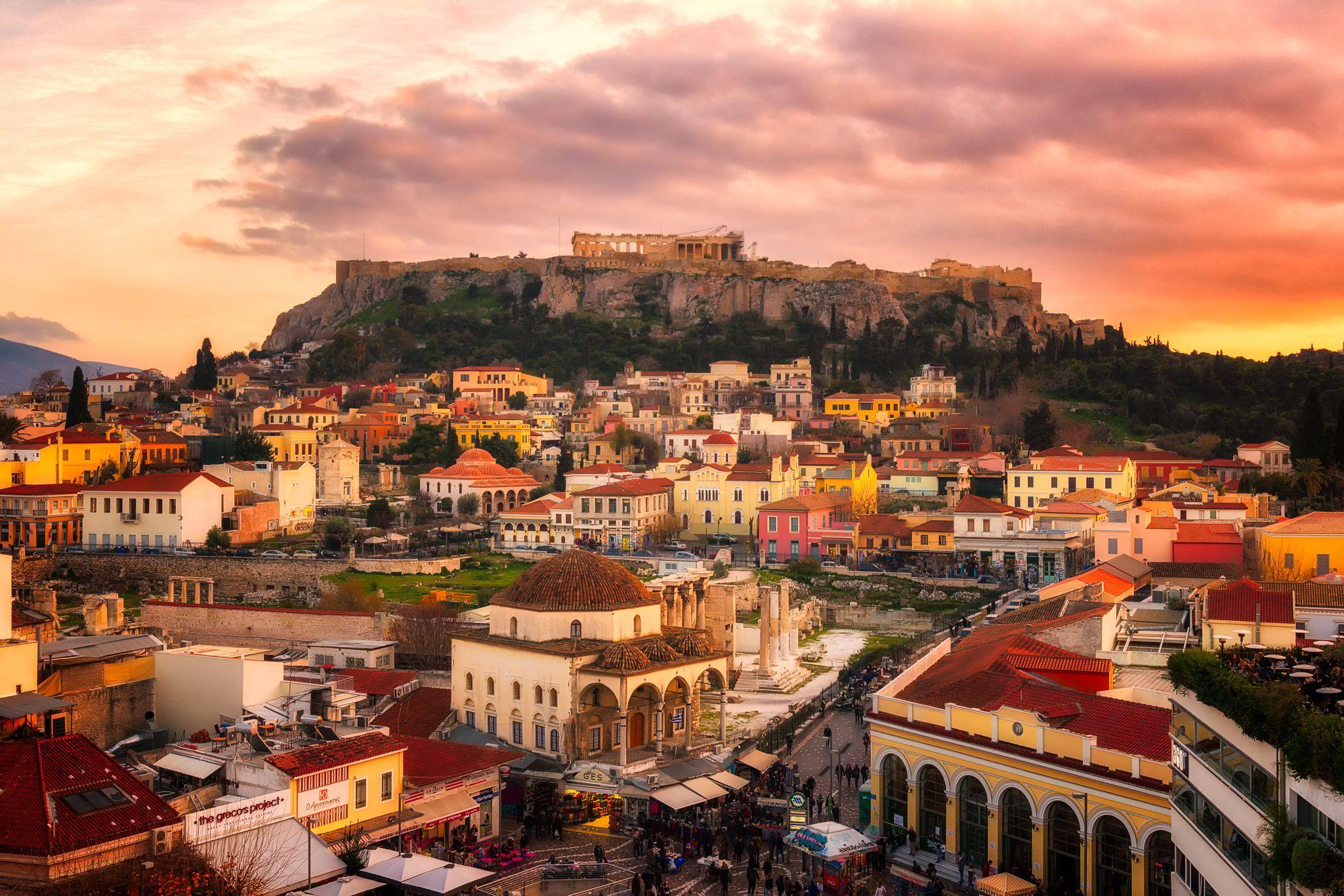 Los lugares turísticos más conocidos de Grecia