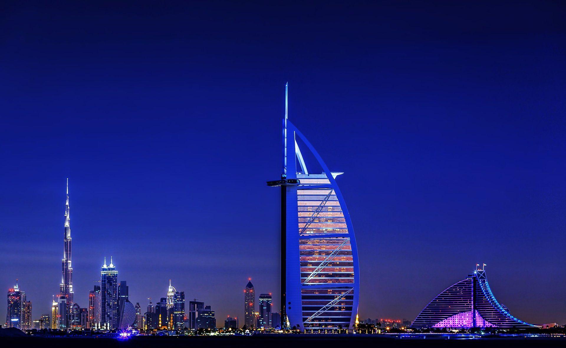 Los 10 lugares que no te puedes perder en Dubai