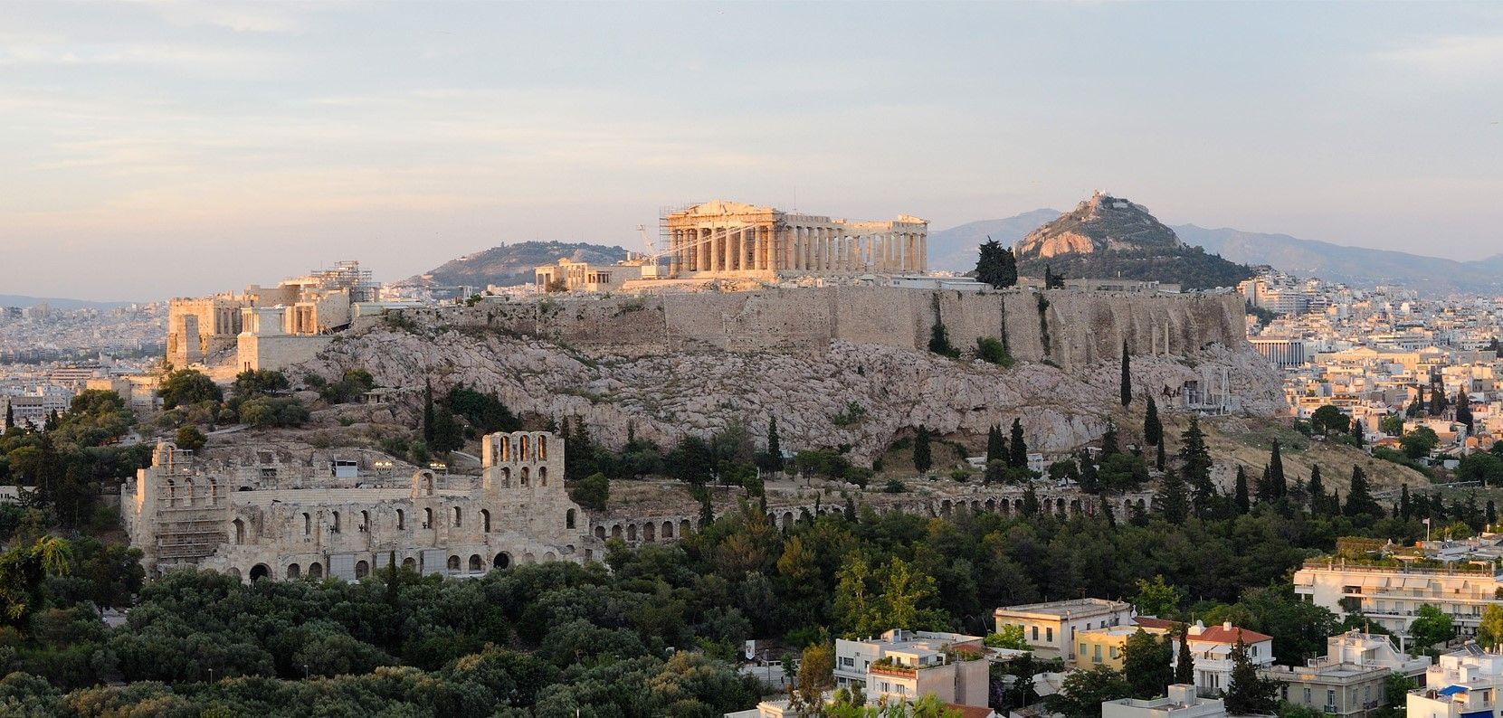 Travel guide to Athens - Tourist information - Updated 2020