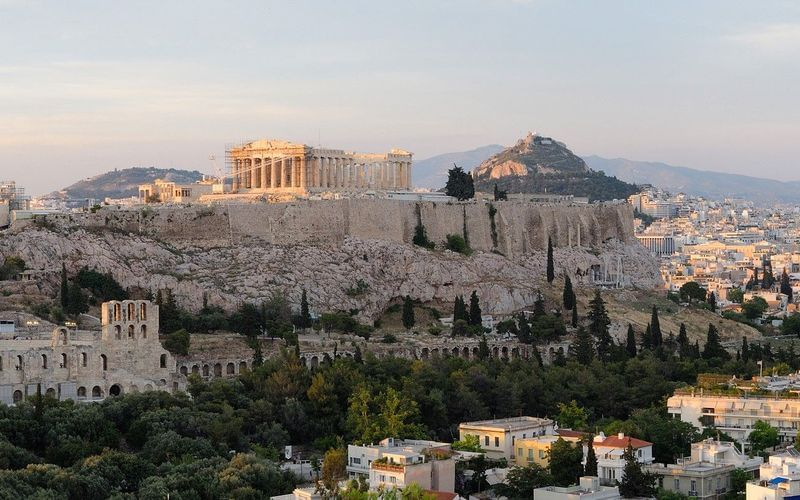 Travel guide to Athens - Tourist information - Updated 2020- 2021