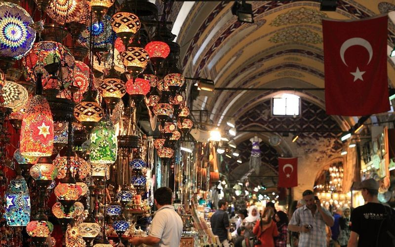 All about the great Turkish Bazar
