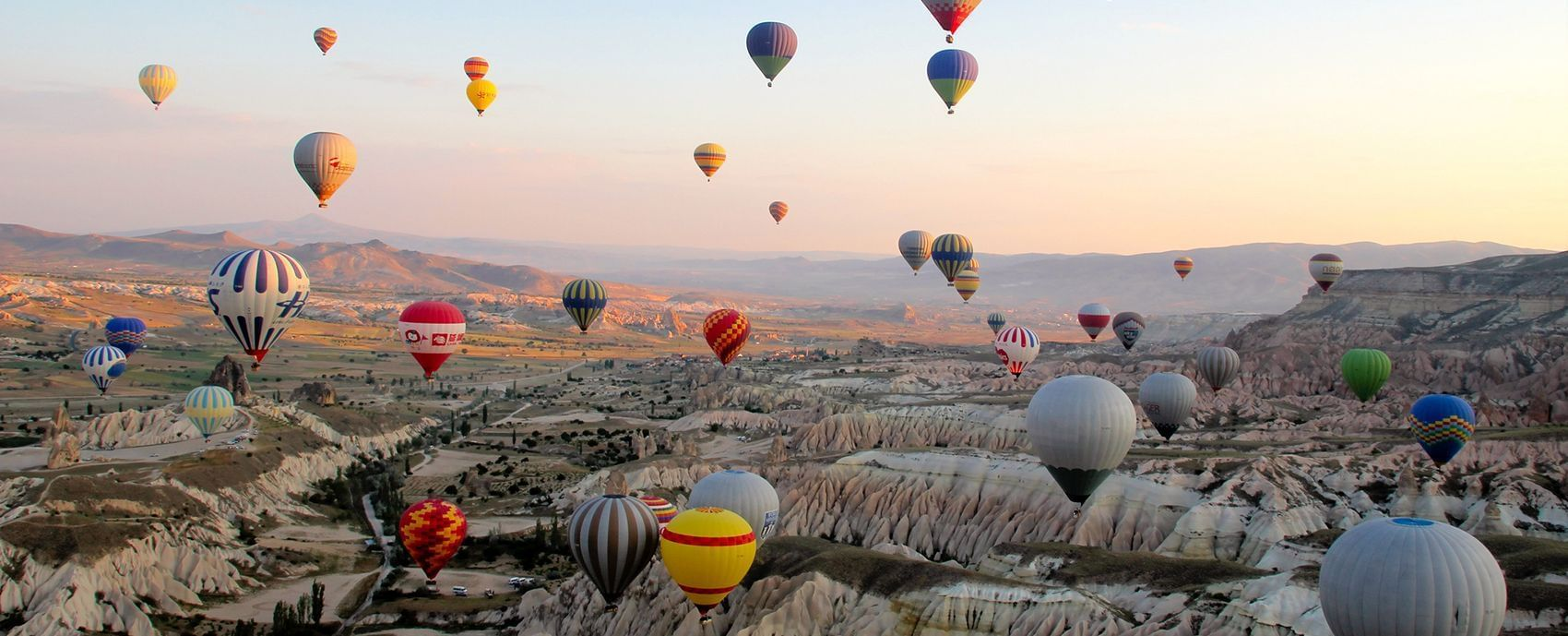 Ballon flight in Cappadocia: A unique and authentic experience