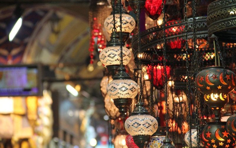 Tips for haggling in the great Turkish Bazar