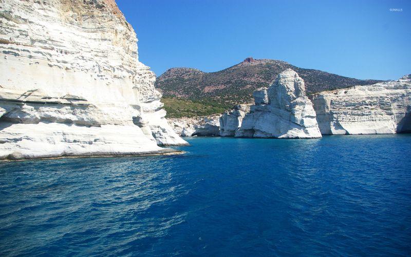 Greek Islands: Exploring Milos