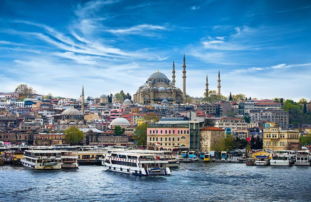 El Bósforo de Turquía: historia de un estrecho
