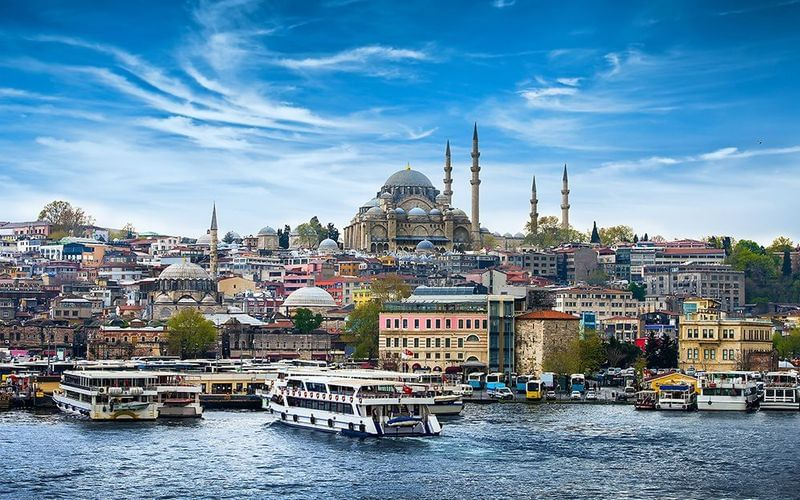The Bosphorus of Turkey: Story of a strait