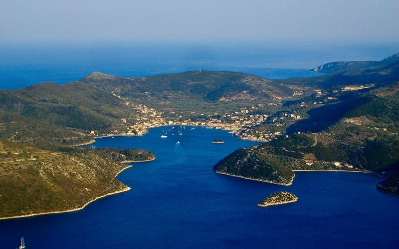 Travelling Itaca: The homeland of Ulysses, according to Homer's Odyssey