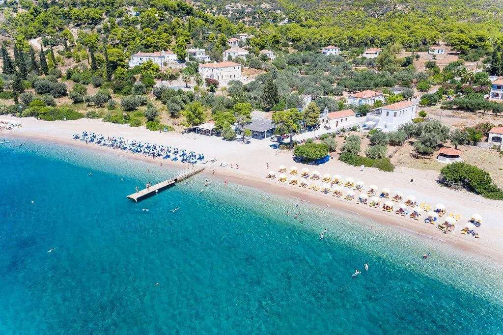 Greek islands: Exploring Spetses