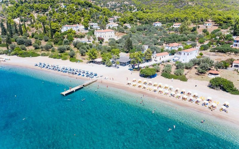 Greek islands: Exploring Spetses
