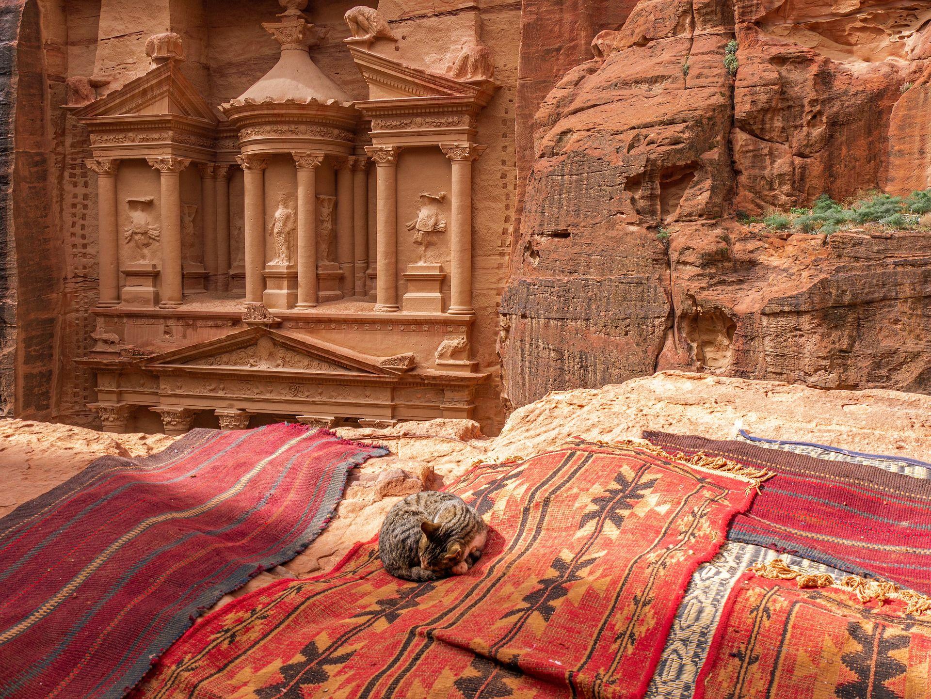 Guía de viaje a Jordania: todo lo que debes saber del turismo en Jordania