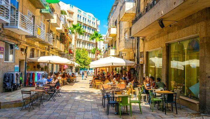 7 cafés de Jerusalén que no deben dejar de visitarse