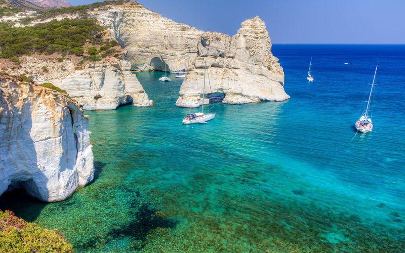 10 lugares que debes visitar en Grecia en verano
