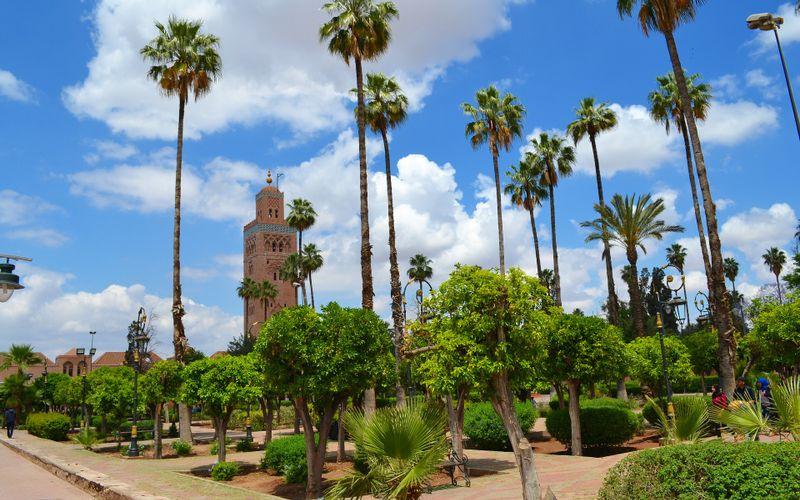 Guía de viaje de Marrakech