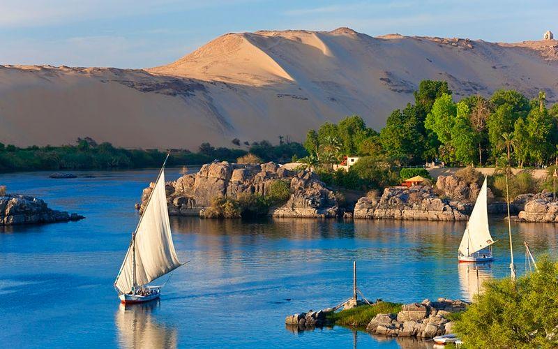 Cinco paradas imperdibles de un crucero por el Nilo en Egipto