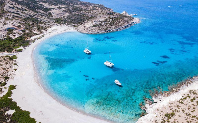 Las 11 islas griegas menos conocidas