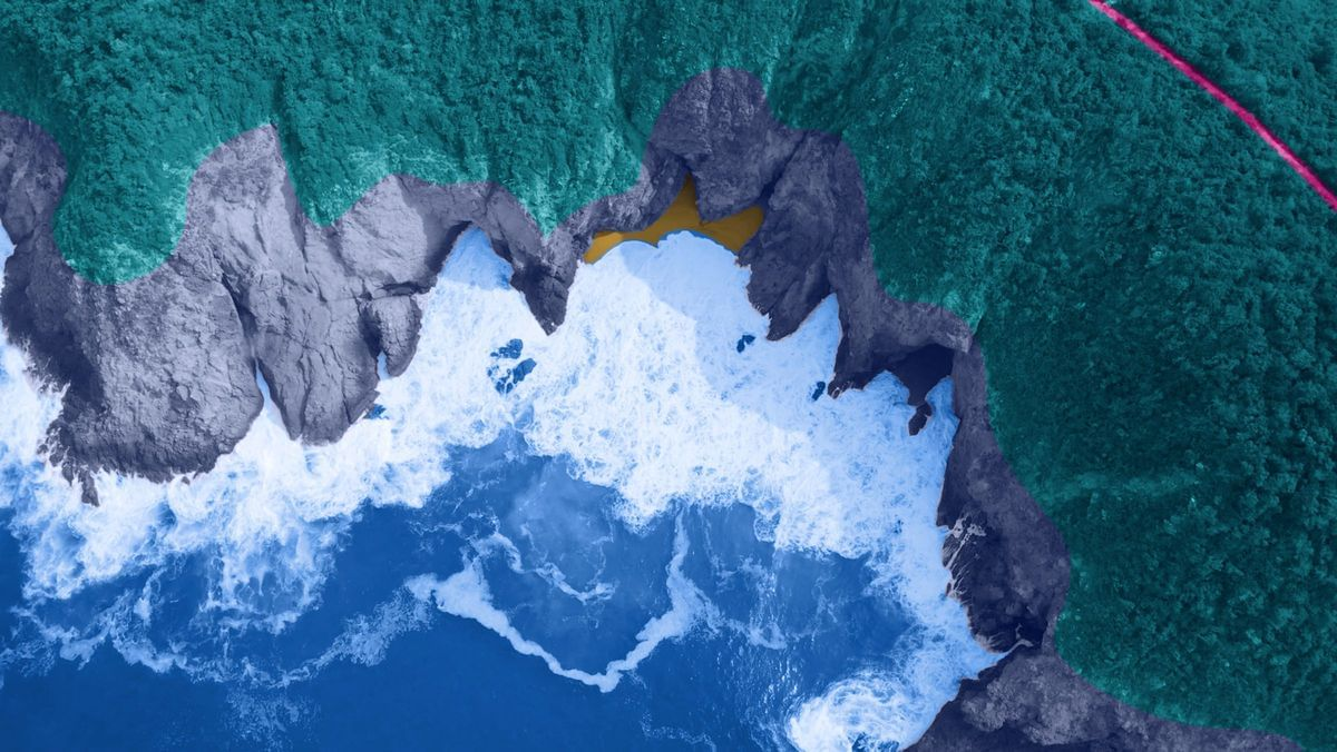 Aerial map segmentation