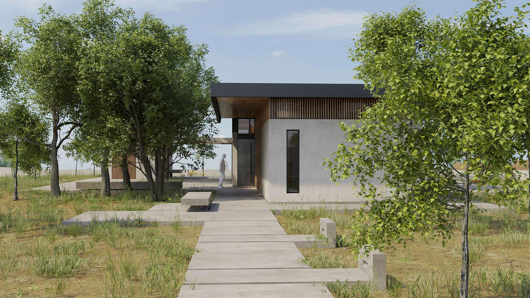 Residence in Diakofto